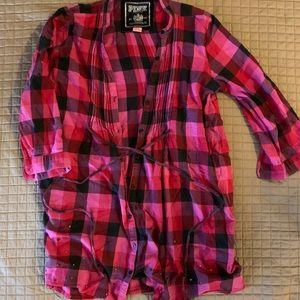 PINK Victoria's Secret flannel